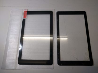 Front glass Screen guard 8.9""