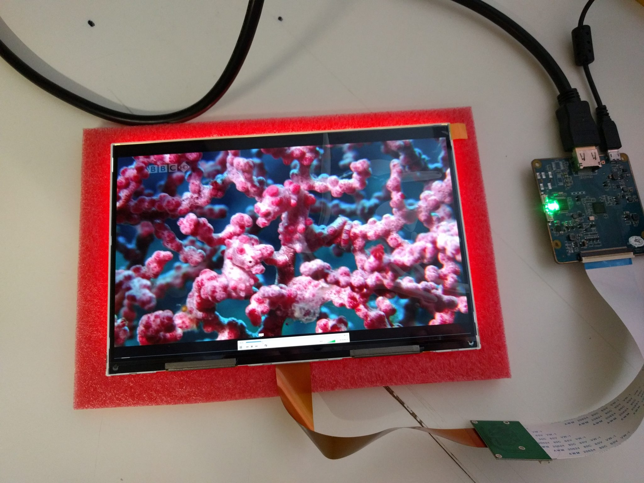 "8.9"" LCD 3D Printer 2K"