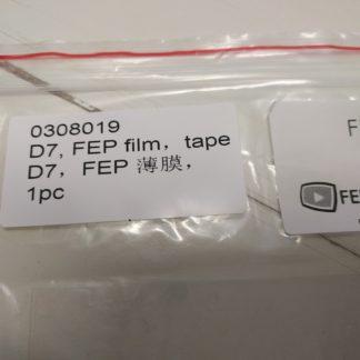 Original Wanhao FEP 200 micron