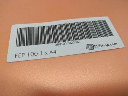 FEP 100 Film A4 size