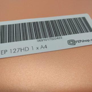 FEP 127HD Film A4 size