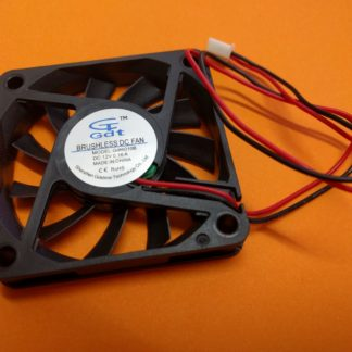FAN 6010 12v 0.35A 2W dual ball bearing