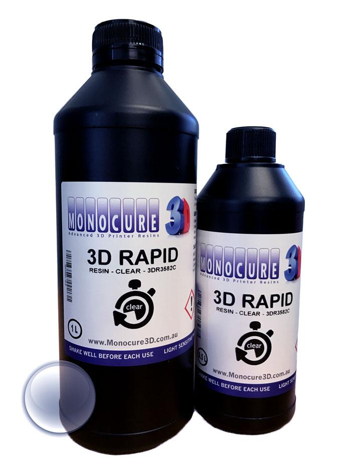 Monocure 3D Rapid Clear