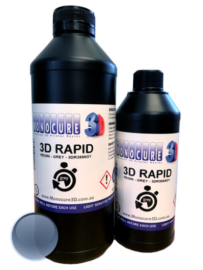 Monocure 3D Rapid Grey
