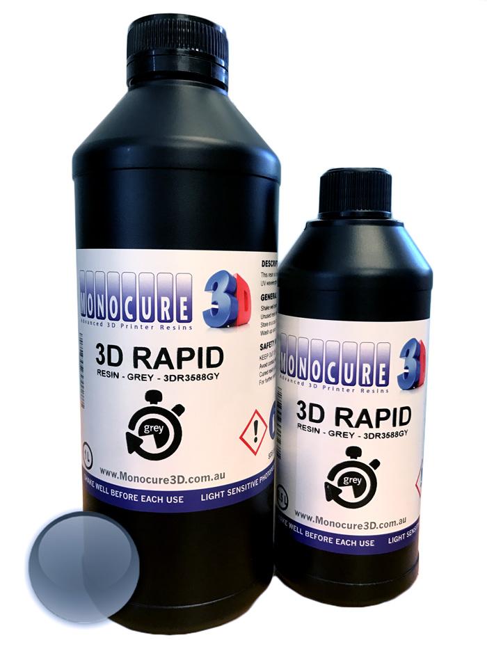 Monocure 3D Rapid Grey