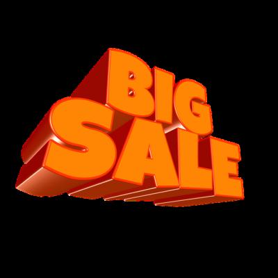 Orange Friday - Black Friday - Sale