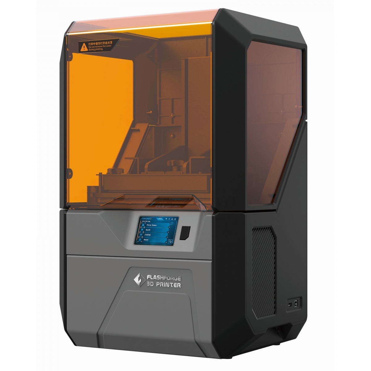 FEP by 3D Printer