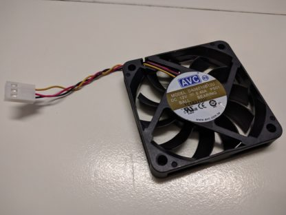 Fan 6010 12v 4.8W