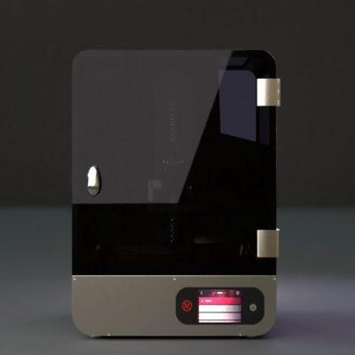KLD K-200 10.1″ LCD Printer