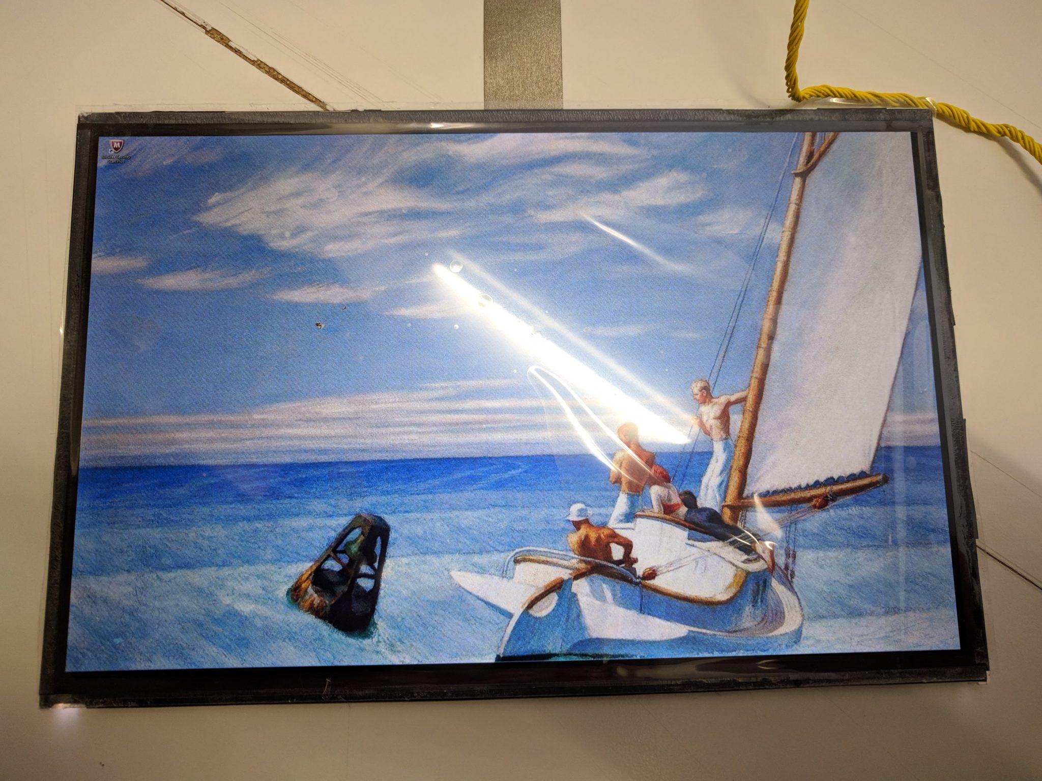 FEPshop LCD 10.1′ 2K (incl Video Board set)