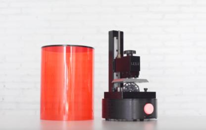 WOW Sparkmaker 3D Printer