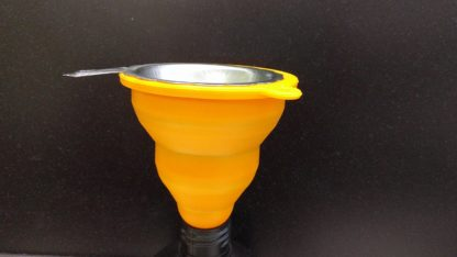 Silicon funnel