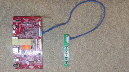 "Sharp LQ125D1JW34 12.5"" 4K Videocontroller + Controller board"
