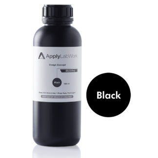 ApplyLabWorks Modeling Resin Black Bottle