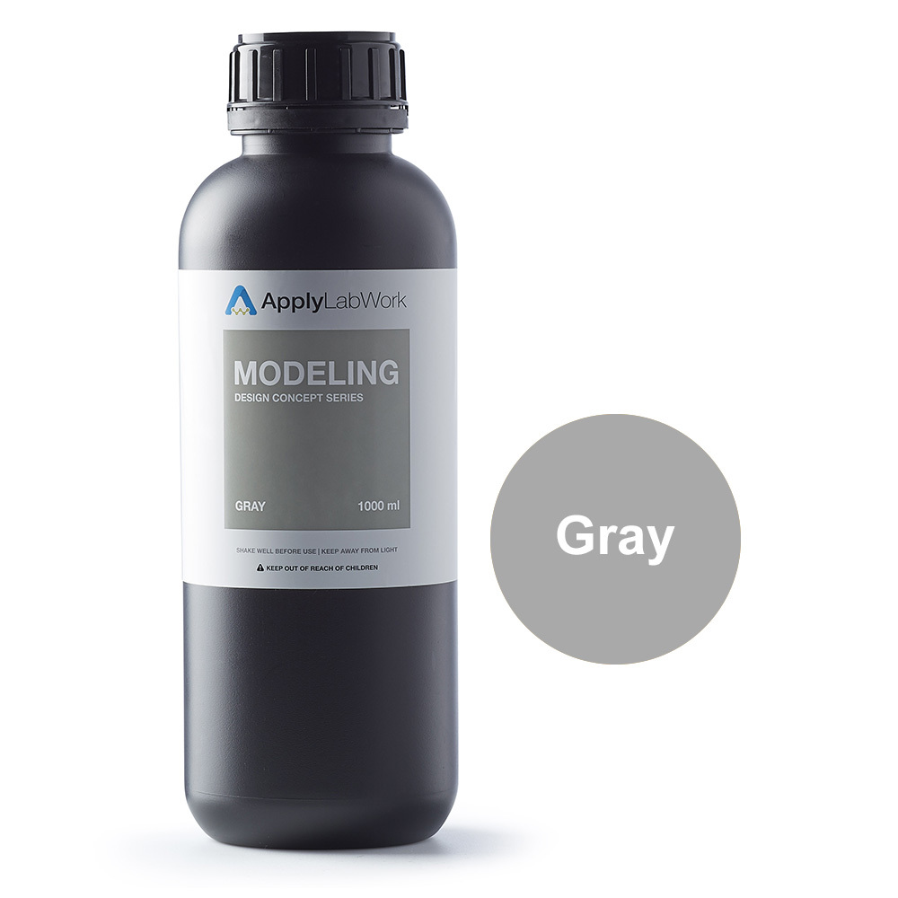 Applylabwork Resin DLP Modeling – Gray