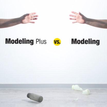 ApplyLabWorks Modeling Plus Olive Gray resin example 003