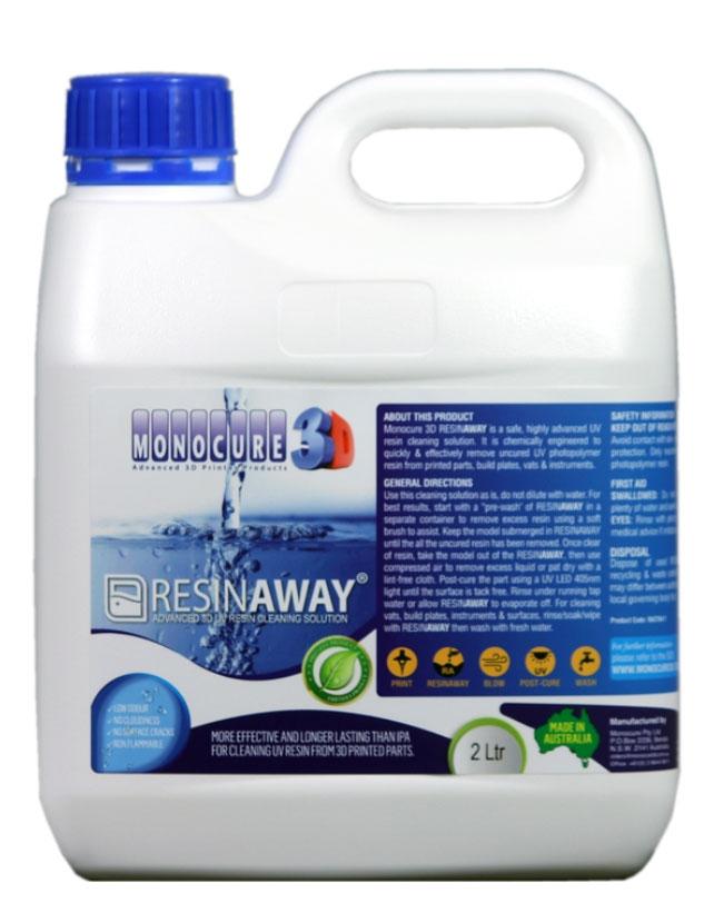 Monocure 3D – ResinAway®