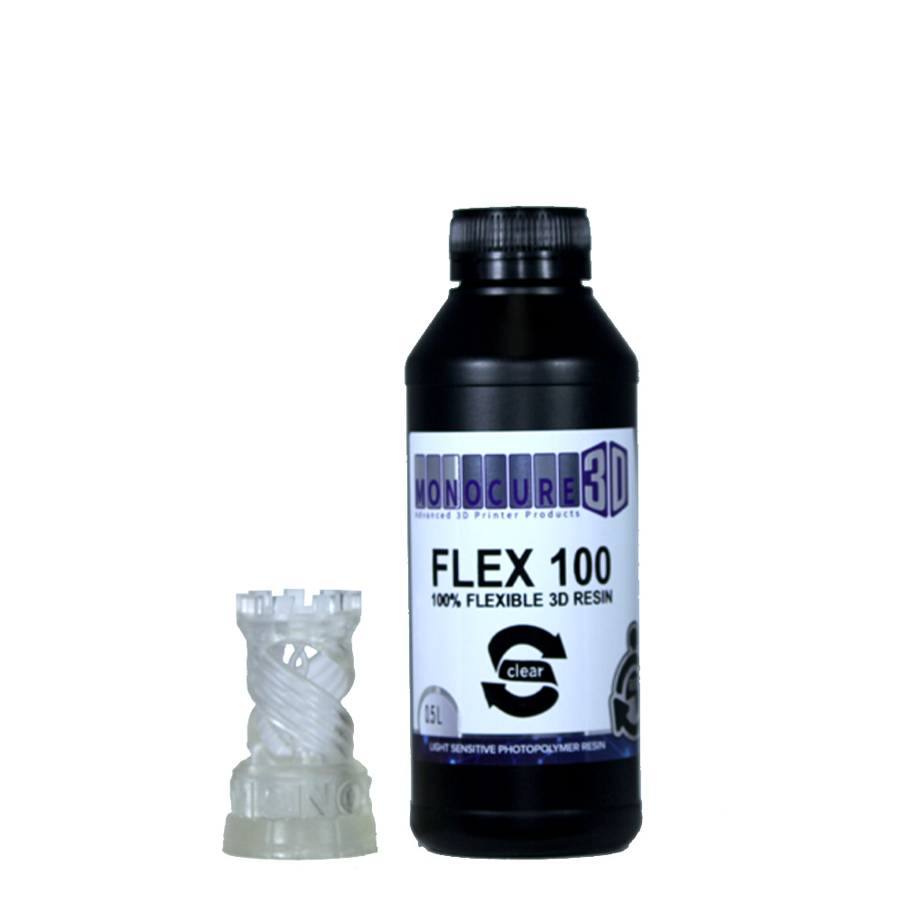 MonoCure 3D – Rapid Resin – FLEX100