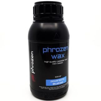 Phrozen wax castable uv resin by bluecast