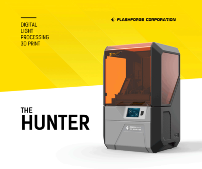 Flashforge hunter 3D Printer