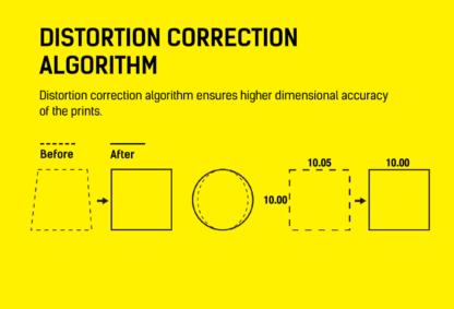Flashforge hunter 3D Printer Distortion
