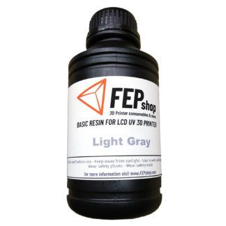 FEPshop basic UV resin