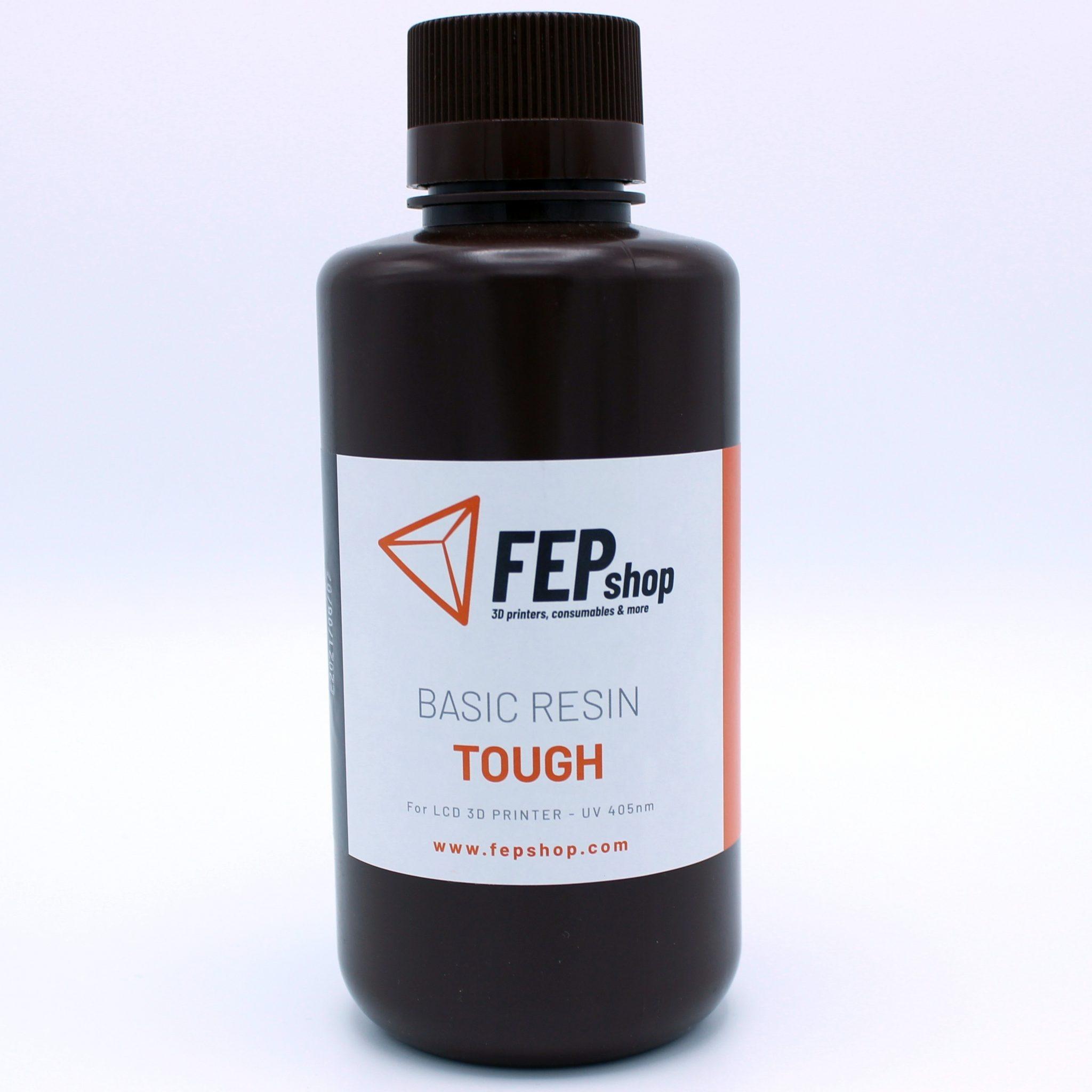 FEPshop Basic Resin – Tough