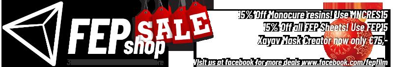 Fepshop Christmas sale