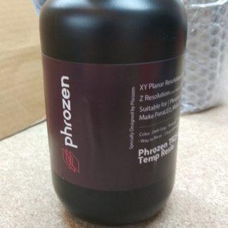 Phrozen High Temperature UV Resin Dark Gray TR250