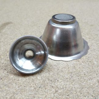 resin filter with mini funnel