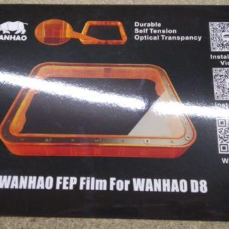 Wanhao D8 FEP Sheet
