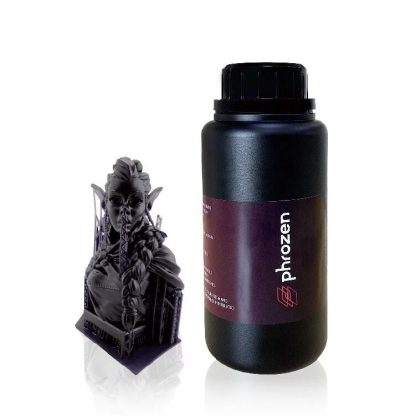 Phrozen Rock Black UV resin
