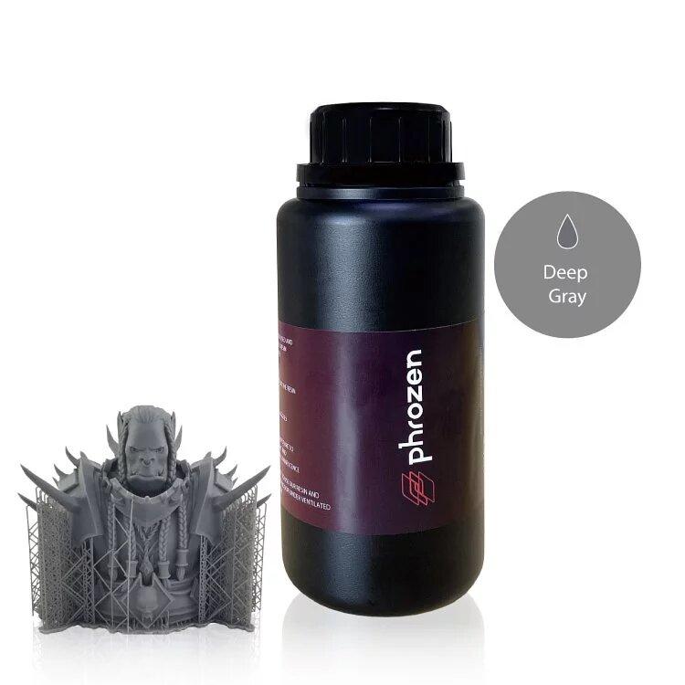 Phrozen Resin TR250 Deep Gray (0.5KG)