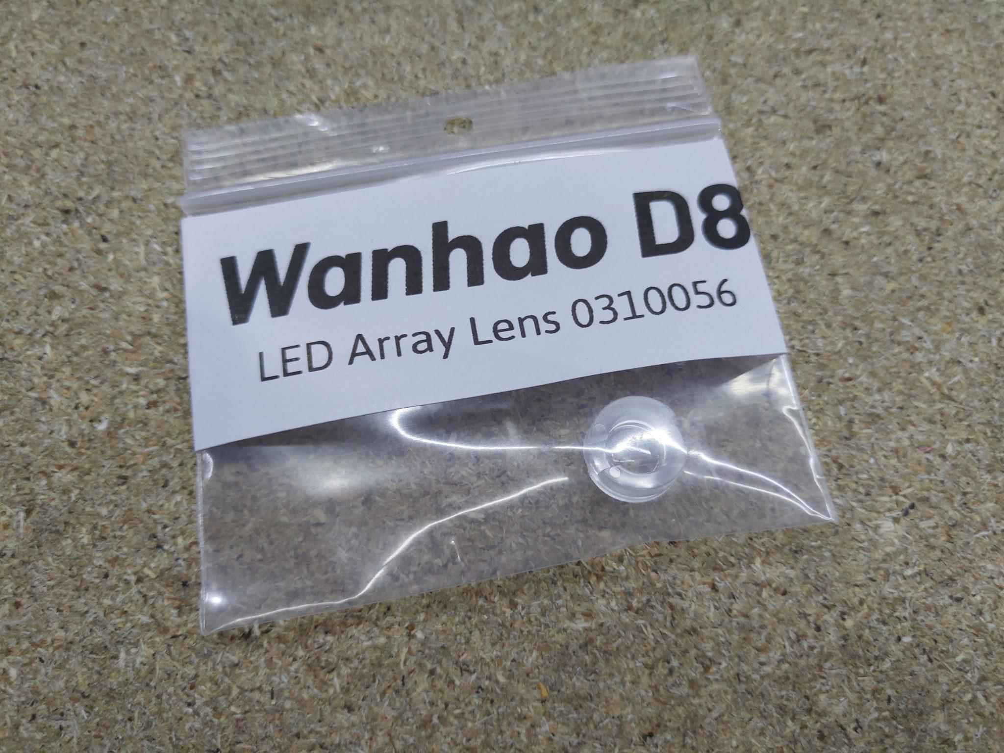 Wanhao D8 LED Array V1 Lens