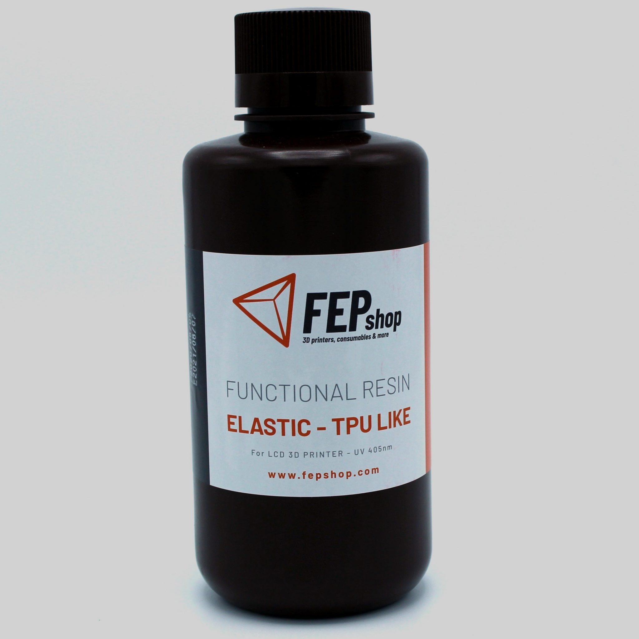 FEPshop – Functional Resin – Elastic Clear