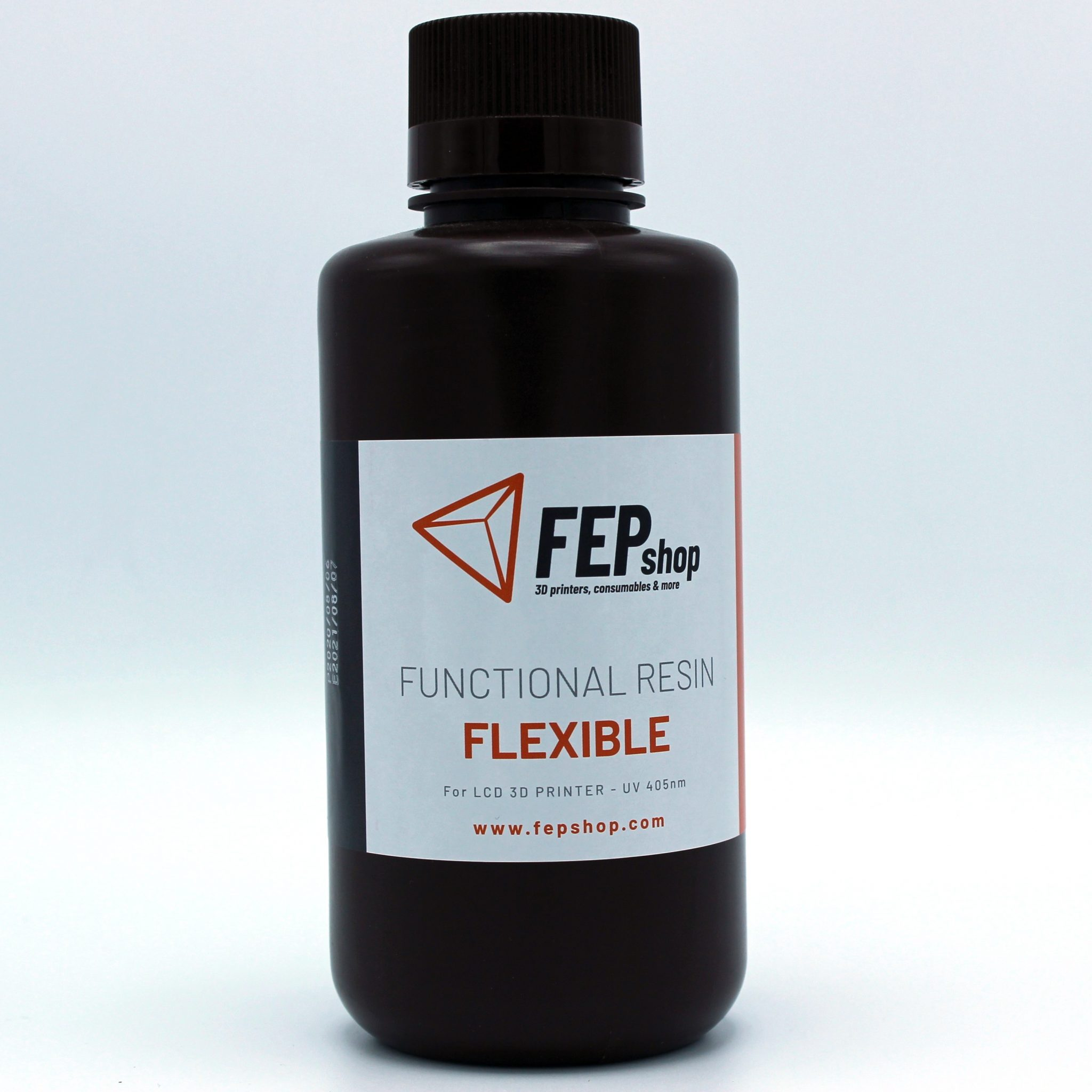 FEPshop – Functional Resin – Flexible Black