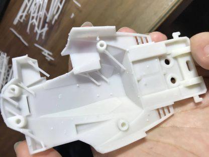 MiniQ Budget White Tough UV resin