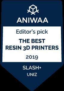 Uniz Slash Plus 3D Printer Best 2019