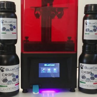 LCD Cr3ator by Bluecast Jewelry 3D Printer