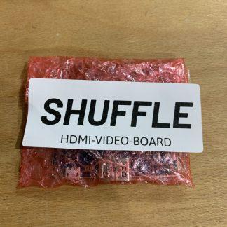 Shuffle XL Video board