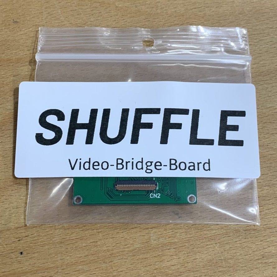 Phrozen Shuffle 2019 Bridgeboard
