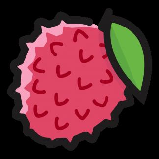 Lychee Slicer Mango 3d