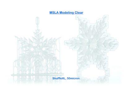 Applylabwork mSLA Clear