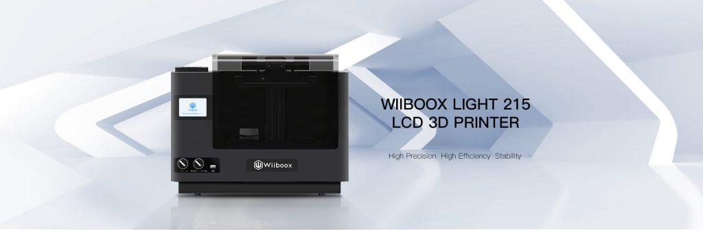 Wiibox Light 3D Printer
