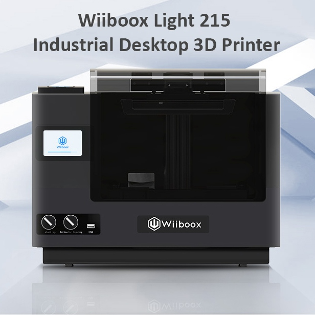 Wiiboox Light 215 Industrial Desktop 3D Printer