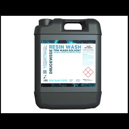 Druckwege resinwash 2.5 ltr