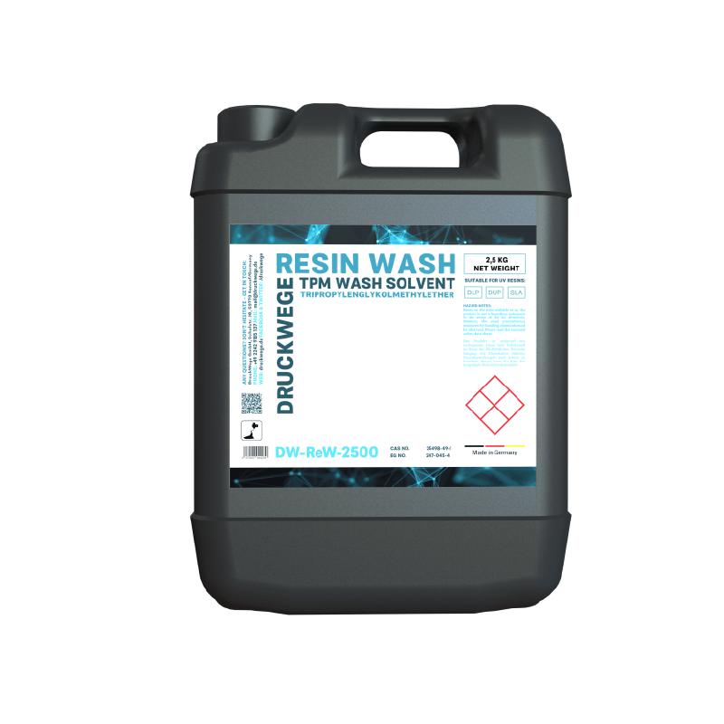 RESINWASH TPM SOLVENT 2.5Ltr