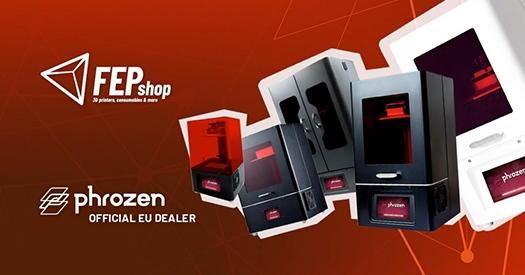FEPshop Official Phrozen dealer Europe