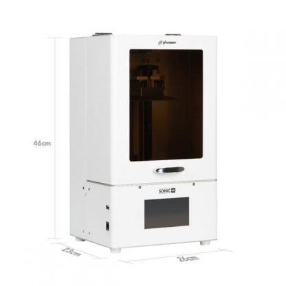 Phrozen Sonic 4K 3D Printer Dental Jewellery measurments