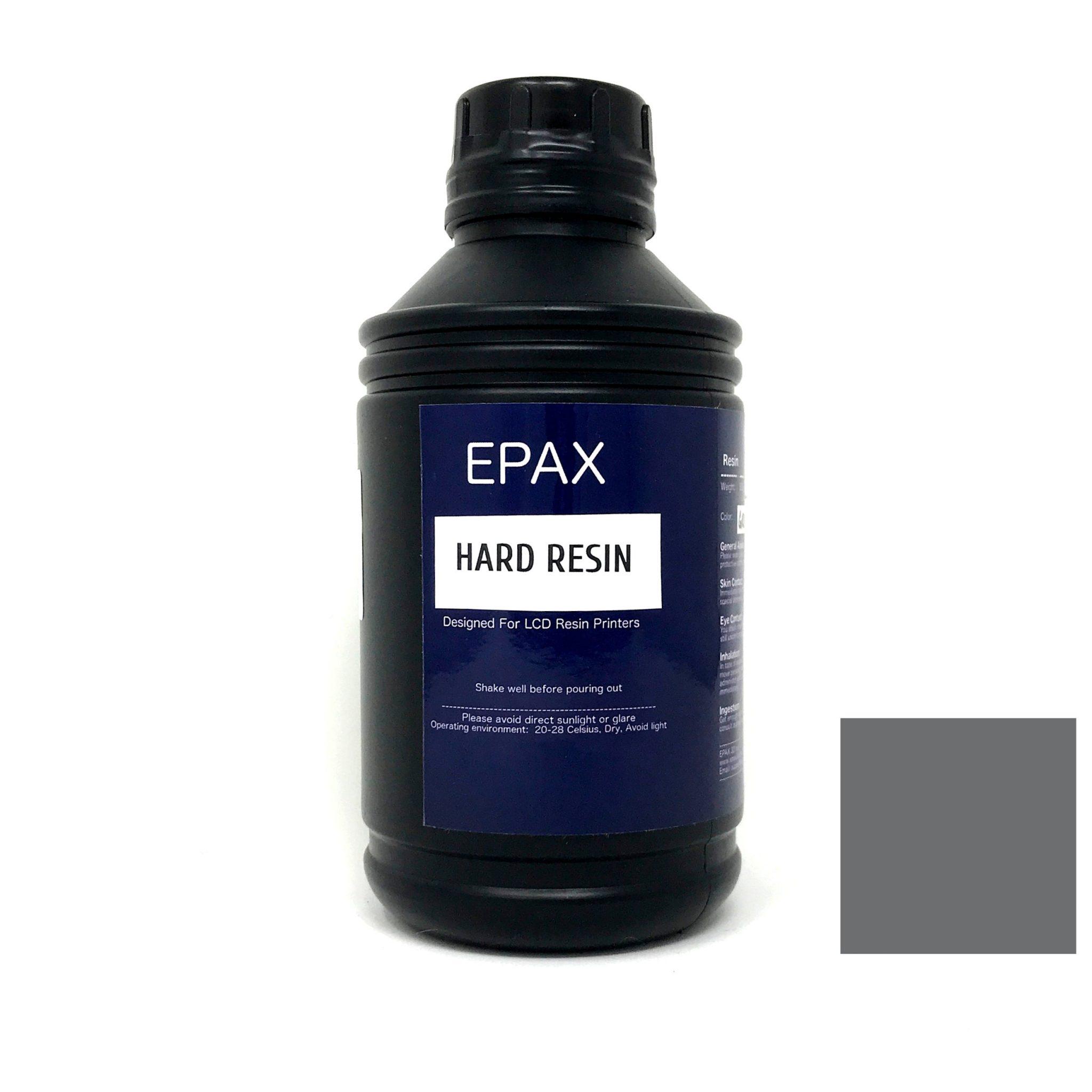 EPAX Resin – Hard – Gray 1KG
